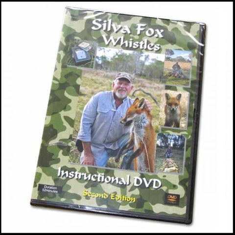 Silva Fox Whistle dvd