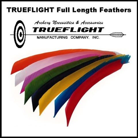 Truflight full length feathers