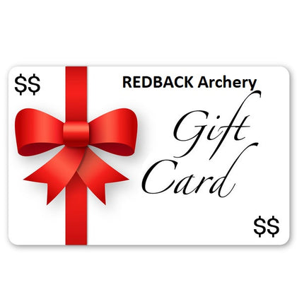 Archery Gift card online