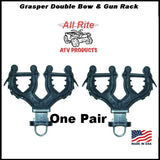 Graspur Double bow and gun rack
