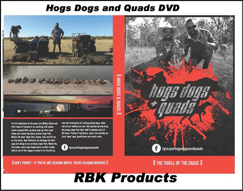 Hogs Dogs and Quads