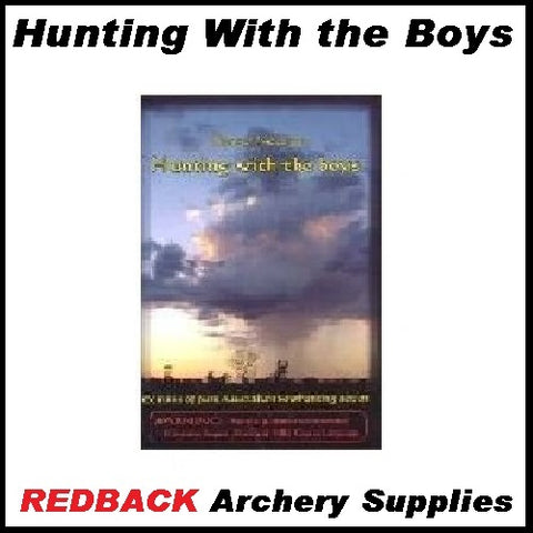 Hunting With the boys DVD