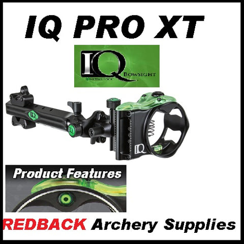 IQ Pro XT 5 pin Sight