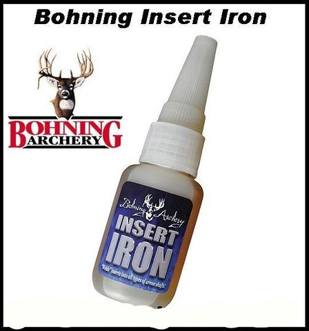 Bohning arrow insert and head glue adhesive