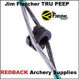 Jim Fletcher Tru Peep sight