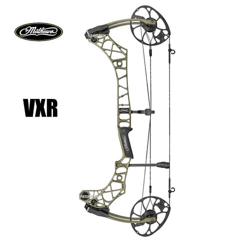 Mathews VXR Ambush green