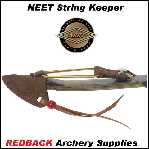 Neet Longbow string keeper