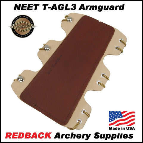 Neet traditional arm guard armguard