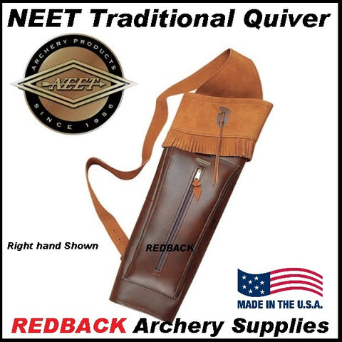 NEET TBQ20 Traditional Back Quiver