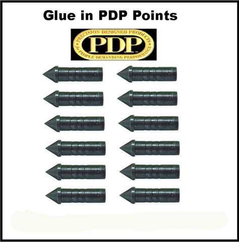 PDP Glue In Target Points 12pk