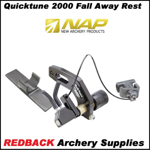 Quicktune 2000 drop away arrow rest