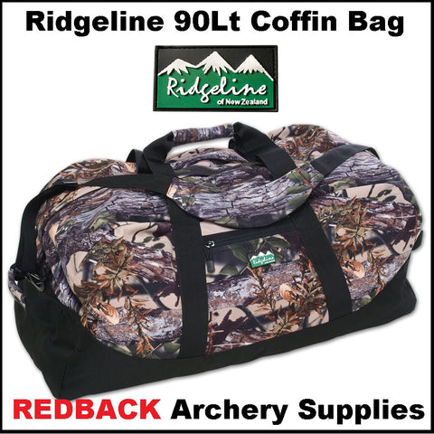 Ridgeline Coffin 90lt gear bag