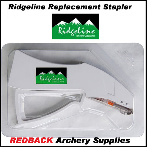 ridgline replacement dogging pigging stapler