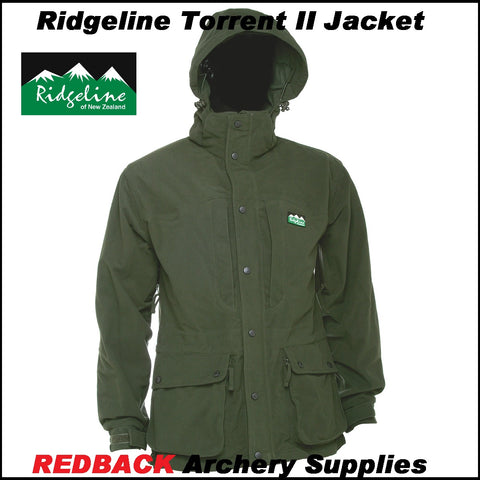 ridgeline Torrent II jacket XL olive