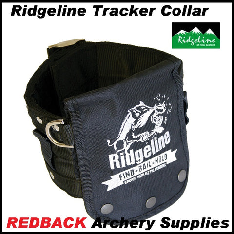 Ridgeline tracker pigging dog collar