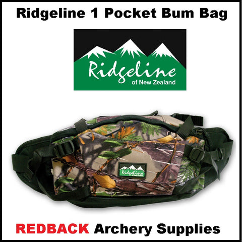 Ridgeline One Packet Bum Bag