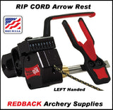 RIP Cord Code Red arrow rest