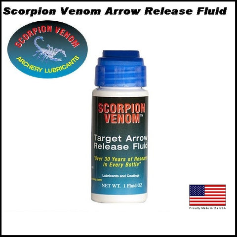 Scorpion Venom Arrow Lube