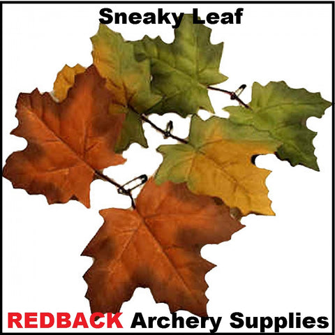 Sneaky Leaf pin on leaves Fall Blend