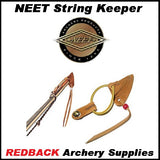 Neet recurve bow string keeper