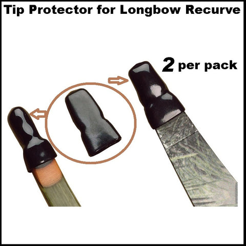 Recurve and Longbow Tip Protector
