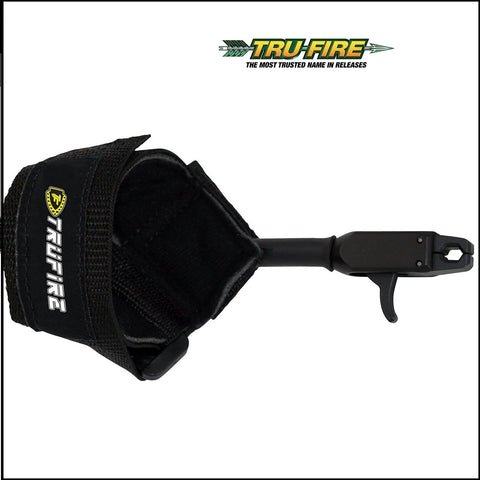 Trufire patriot release aid for compound bows