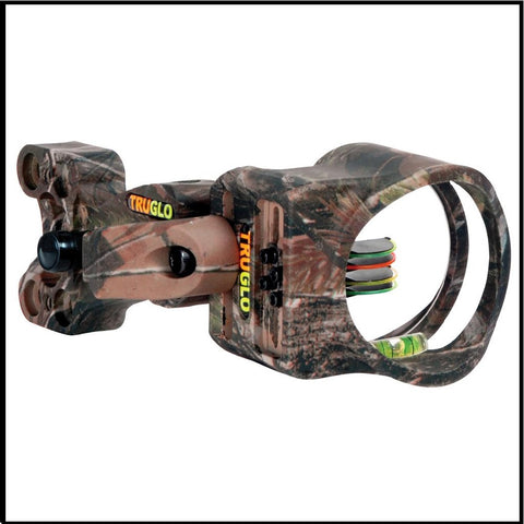 truglo carbon xs compound bow sight 4 pin