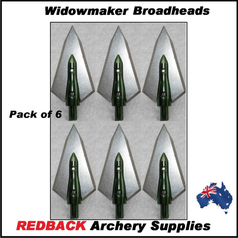 Widowmaker 130 broadheads 215