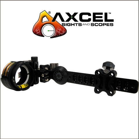 "AXCEL RHEOTECH HD PRO SIGHT (5 PIN - .019"")"