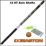 12 x Easton St Axis N Fused Shafts 1 dozen 12