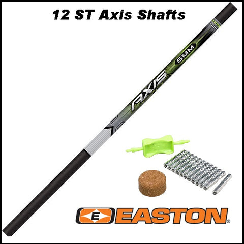 Easton St Axis N Fused Shafts