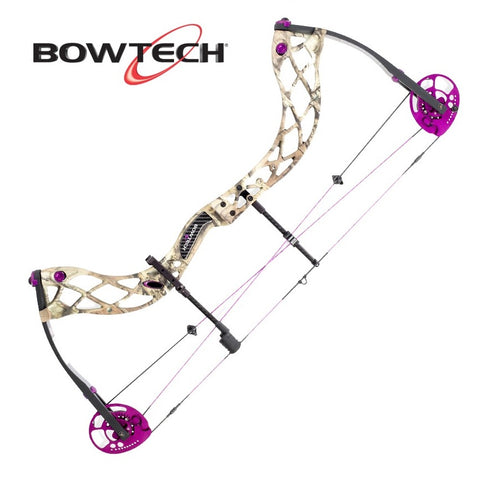 Bowtech Carbon Rose With RAK Package