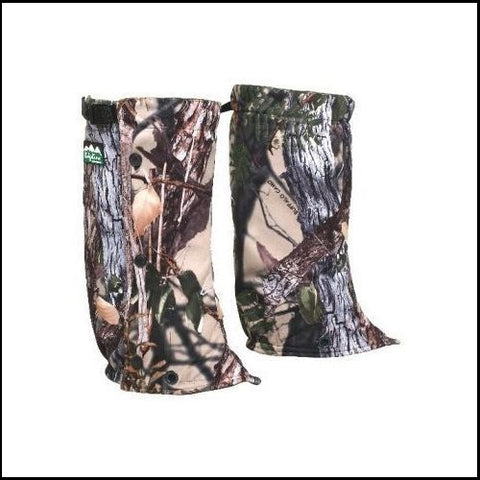 Ridgeline Fleece Gaiters Buffalo Camo