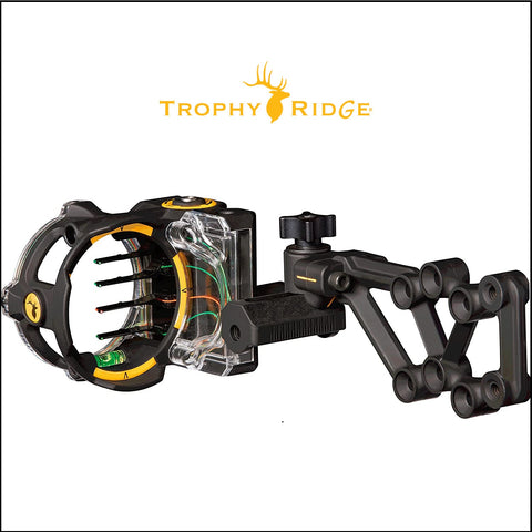 Trophy Ridge React H4 compound bow sight