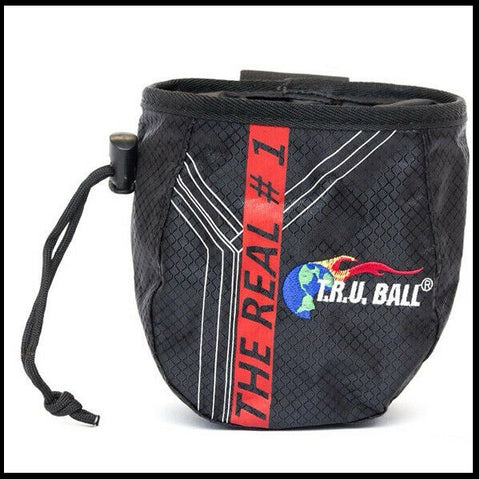 Tru ball release aid pouch pocket