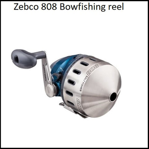 Zebco 808 Bow Fishing Reel