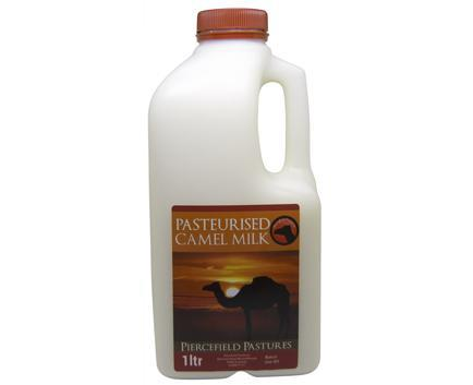 Fresh Camel Milk 1litre