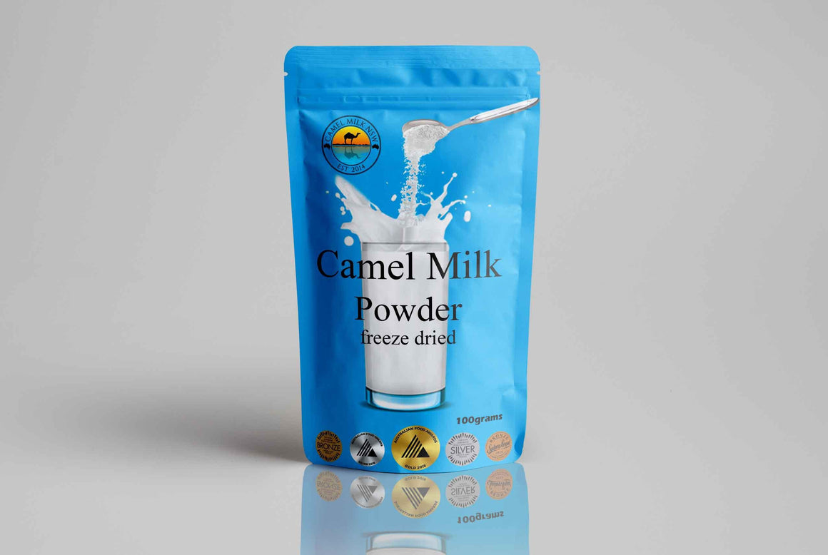 Camel Milk Powder - Powdered Camel Milk | Camel Milk NSW