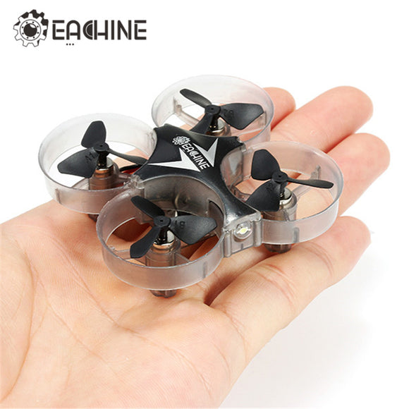 Eachine E012 Mini RC Quadcopter RTF Indoor Outdoor Toys RC Drone With 2.4G 4CH 6 Axis Headless Mode LED Light For Kids Gift