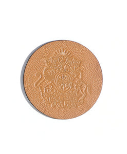 Royal Crest-Leather Coasters(Set of 4)
