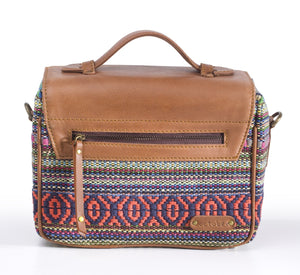 Camera Bag- Red Durrie