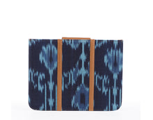 IPad Cover- Blue Ikat