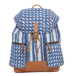 Bagru Backpack