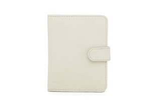 Boston -Travel Wallet Pearl