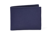 MENS WALLET- BLUE