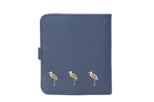 Flamingo Wallet - Blue
