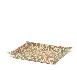 Collapsible Tray-Floral