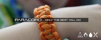 Paracord - featuring Atwood 550 Paracord and 2,650 Battlecord