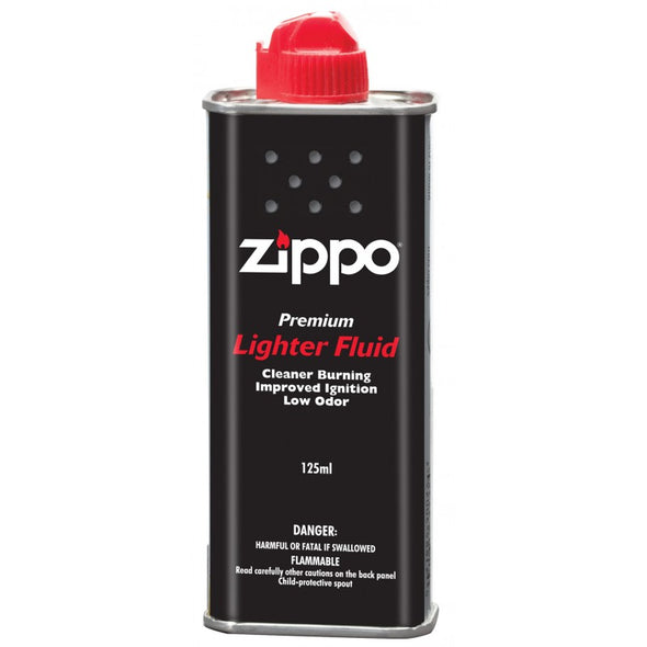 Genuine Zippo Petrol Fuel (Hand Warmer Fuel) - 125ml