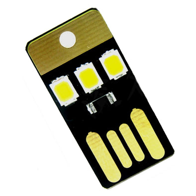 Mini USB 0.2W PCB Light / Torch- 2 Pack